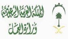 وزراة العمل المملكة العربية السعودية