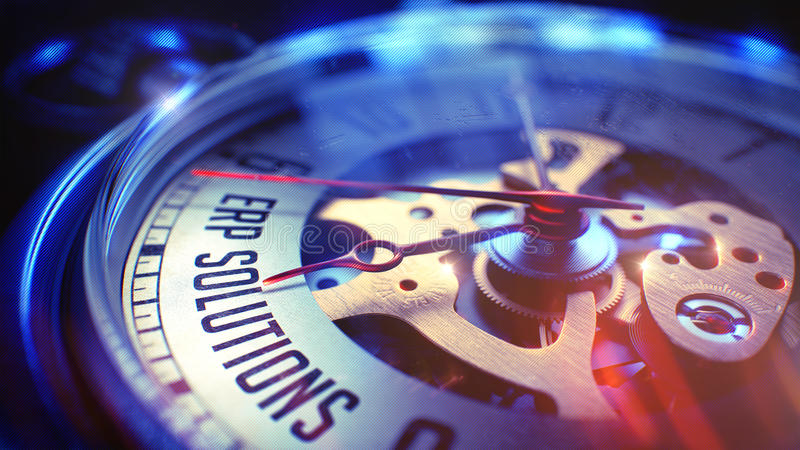erp solutions-time