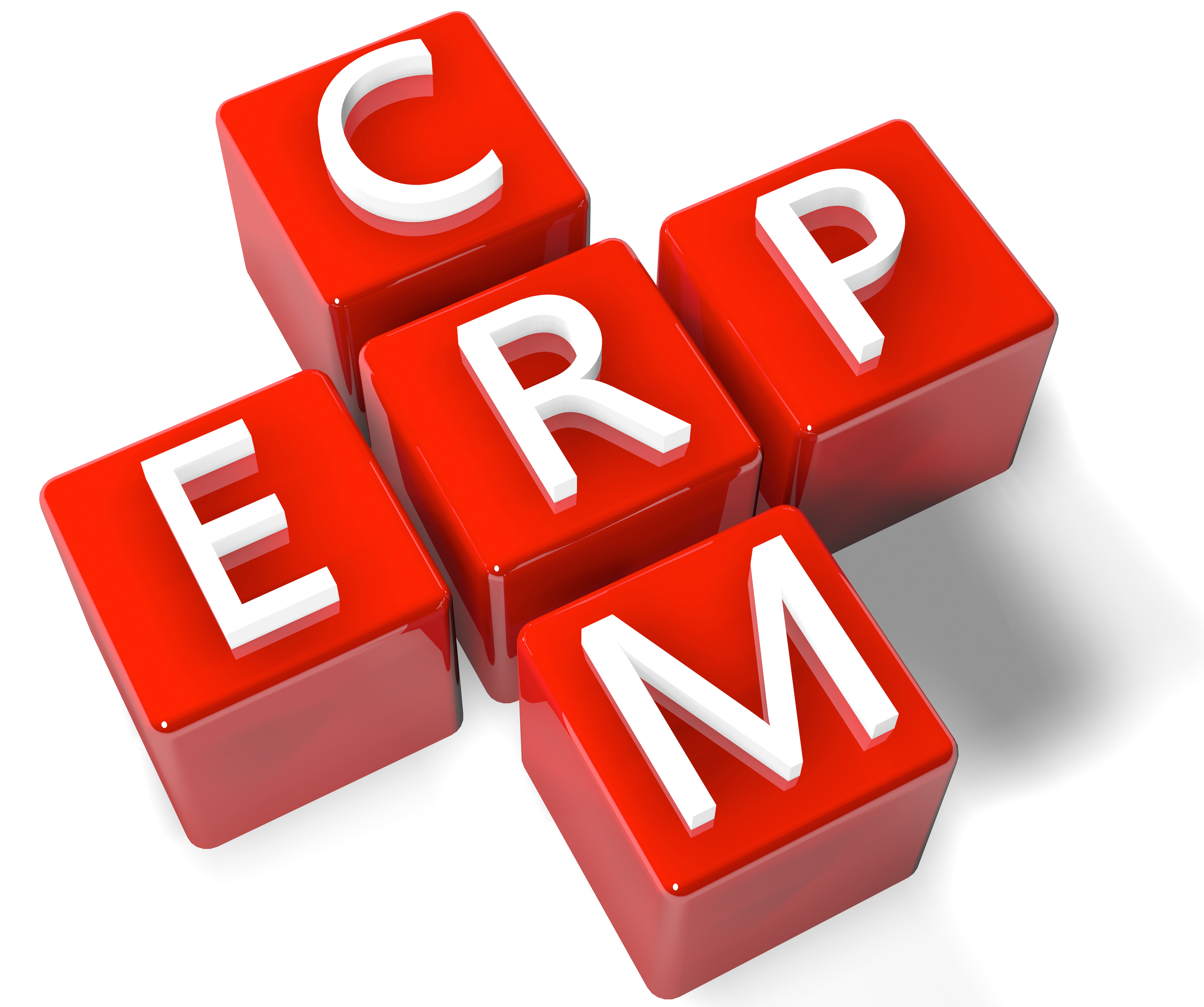 erp crm solutions time