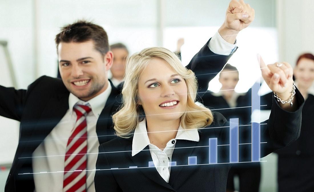 تحقيق رضــاء العملاء-تحســين المبيـعات-زيــادة الربحــية
