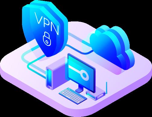 VPN Link branches