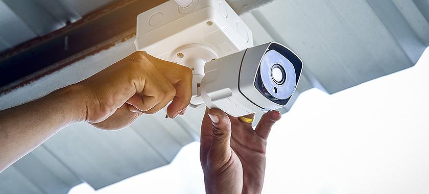 شركة صيانة كاميرات المراقبة