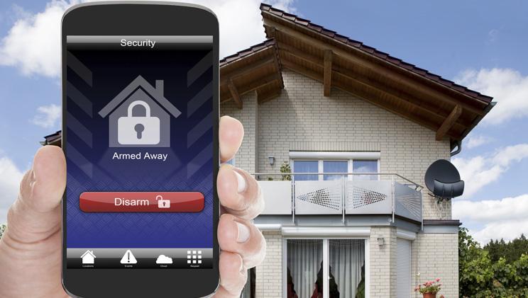 فوائد نظام حماية المنزل